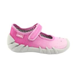 Befado-lasten kengät 109P195 pinkki