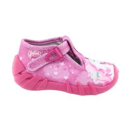 Befado lasten kengät 110P364 pinkki