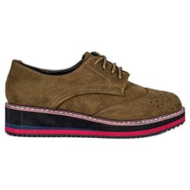 Vices Oliivi kengät