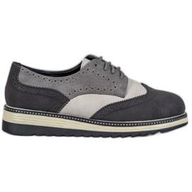 Vices Harmaat kengät