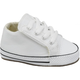 Converse Chuck Taylor All Star Cribster Jr 865157C kengät valkoinen