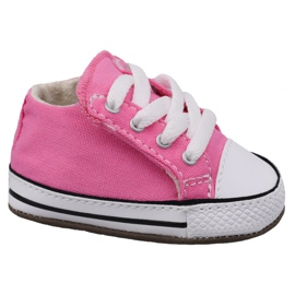 Pinkki Converse Chuck Taylor All Star Cribster Jr 865160C kengät