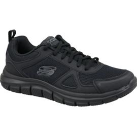 Skechers Track-Scloric 52631-BBK M 52631-BBK kengät musta