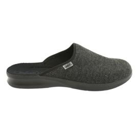 Befado miesten kengät pu 548M022 harmaa