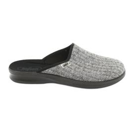 Befado miesten kengät pu 548M023 harmaa