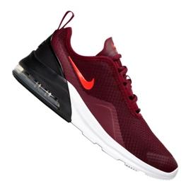 Punainen Nike Air Max Motion 2 Gs Jr AQ2741-601 kengät