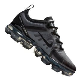 Harmaa Nike Air VaporMax 2019 Gs Jr AJ2616-001 kengät