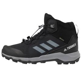 Adidas Terrex Mid Gtx K Jr EF0225 kengät musta