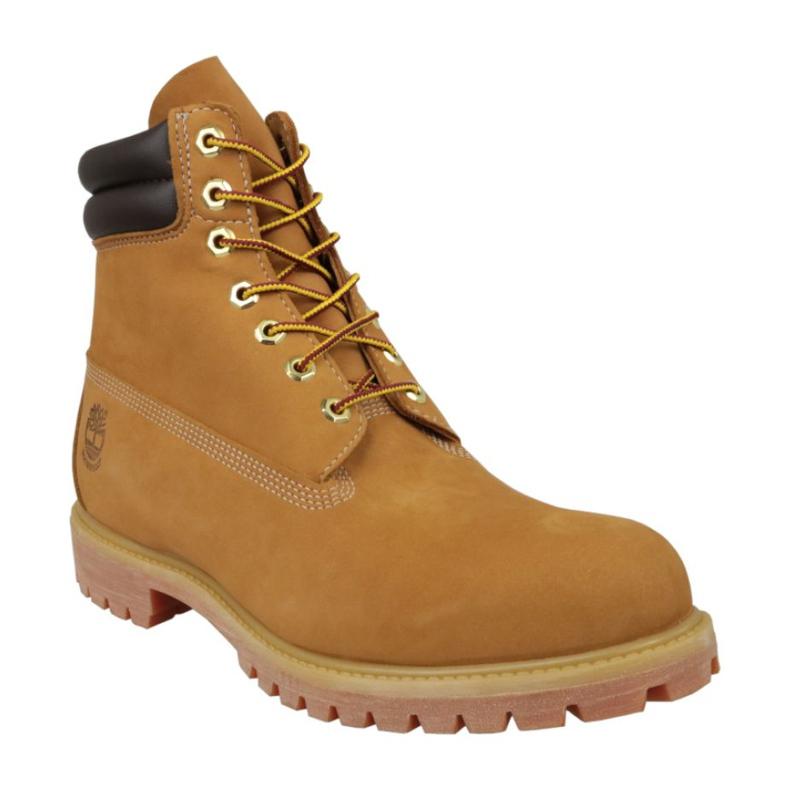 Timberland 6 tuuman Boot M 73540 talvikengät keltainen