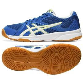 Asics Upcourt 3 W 1072A012-405 kengät sininen