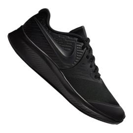 Nike Star Runner 2 Gs Jr AQ3542-003 kengät musta
