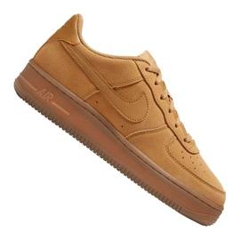 Nike Air Force 1 LV8 3 Jr BQ5485-700 kengät ruskea