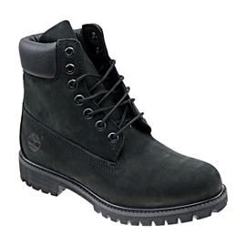 Timberland Premium 6 tuuman M 10073 kengät musta