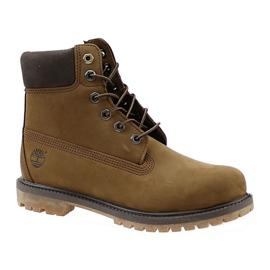 Timberland 6 Premium Boot Jr A19RI -kengät ruskea
