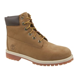 Timberland Premium 6 tuuman W 14949 kengät ruskea