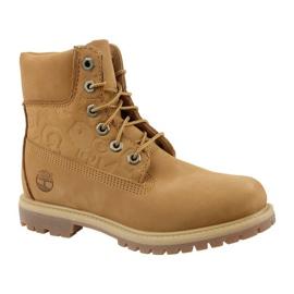 Timberland 6 Premium Boot W A1K3N -kengät ruskea