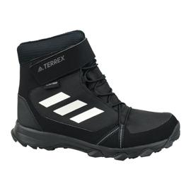 Adidas Terrex Snow Cf Cp Cw Jr S80885 kengät musta