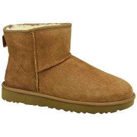 Ugg Classic Mini II kengät W 1016222-CHE ruskea