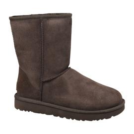 Ugg Classic lyhyet II kengät W 1016223-CHO ruskea