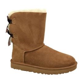 Ugg Bailey Bow Ii W 1016225-CHE kengät ruskea