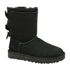 Ugg Bailey Bow Ii W 1016225-BLK kengät musta
