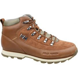 Helly Hansen The Forester W 10516-580 kengät ruskea