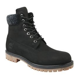 Timberland 6 Premium Boot M A1UEJ -kengät musta