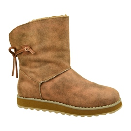 Skechers Keepsakes 2.0 W kengät 44932-CSNT ruskea