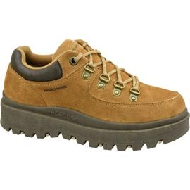 Skechers Shindigs-Stompin 48582-TAN kengät ruskea