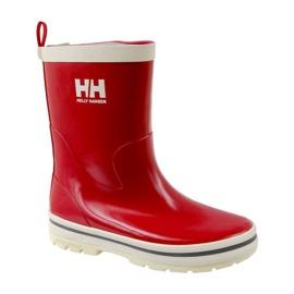 Helly Hansen Midsund Jr 10862-162 kengät punainen
