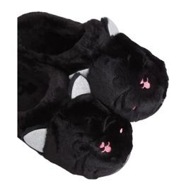 MA16 Musta naisten tohvelit musta