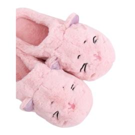 MA16 Pink naisten tossut Pink pinkki