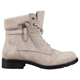 Goodin Beige kengät ruskea