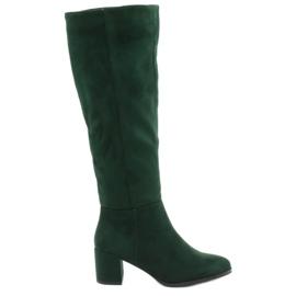 Sergio Leone Vihreät Sergio-leone-saappaat