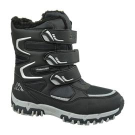 Kappa Great Tex Boot Jr 260558T-1115 kengät musta