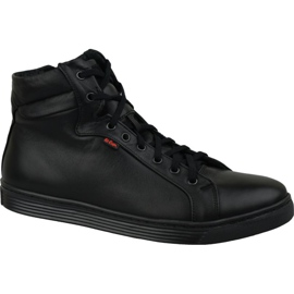 Lee Cooper M kengät LCJP-19-532-041 musta