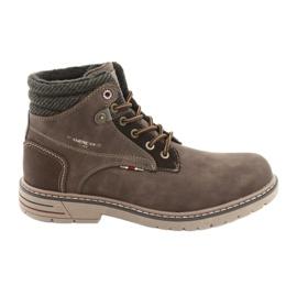 American club miesten kengät RH35 ruskea