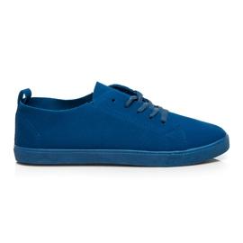 SDS Lace-up-tennarit sininen