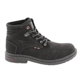 American club miesten kengät RH35 musta