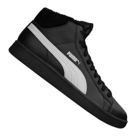 Puma Smash V2 Mid L Fur Jr 366895-05 kengät musta