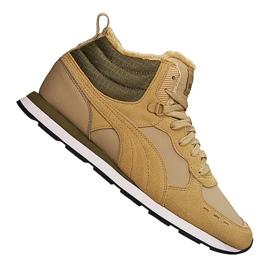 Puma Vista Mid Wtr M 369783-03 kengät ruskea