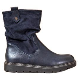 Ideal Shoes Alustotyöntekijät sininen