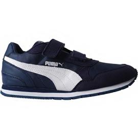 Puma St Runner v2 Nl V Ps Jr 365294 09 kengät laivasto
