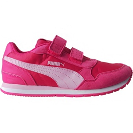 Puma St Runner v2 Nl V Ps Jr 365294 12 kengät pinkki