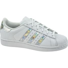 Adidas Originals Superstar Jr F33889 kengät valkoinen