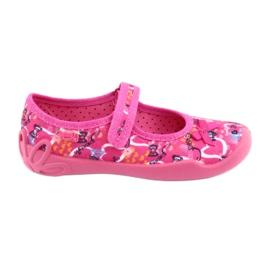 Befado lasten kengät 114X358 pinkki