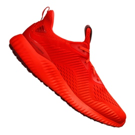 Adidas Alphabounce Em M BW1202 kengät punainen