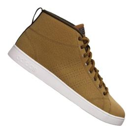 Adidas Advantage Cl Mid Winter M BB9898 -kengät ruskea