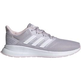 Adidas W Runfalcon EE8166 kengät violetti