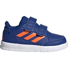 Adidas AltaSport Cf I Jr G27108 kengät sininen